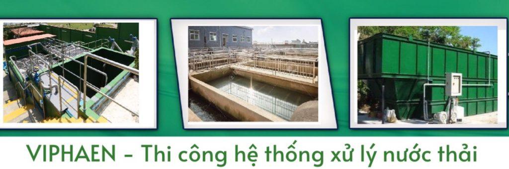 lua chon don vi thi cong he thong xu lý nuoc thai