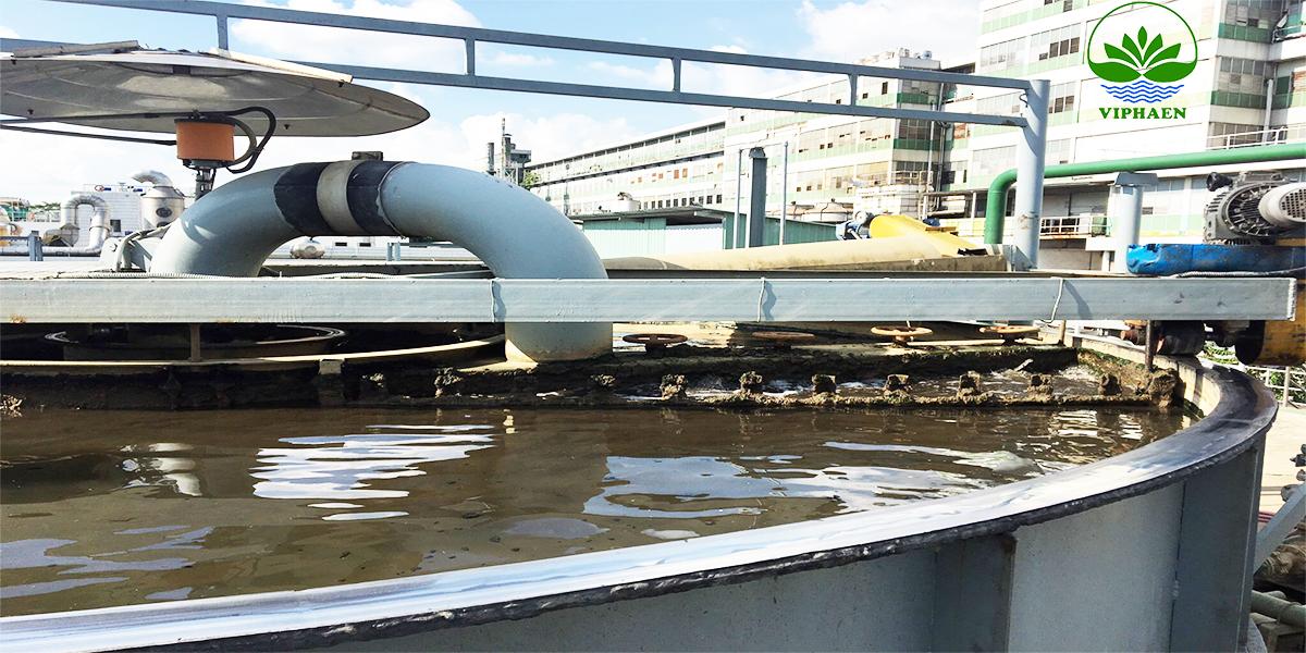 chi phi xu ly 1m3 nước thải